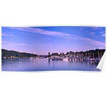 Gig Harbor Bay Poster