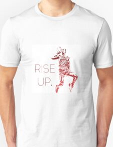 "Michael Jordan Jumpman ""Rise Up"" T-Shirt"