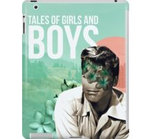 tales of boys and girls iPad Case/Skin