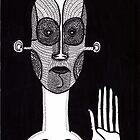 strange face by Ronan Crowley
