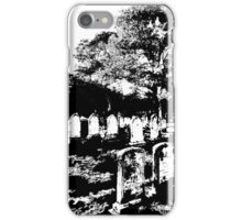 Birth of a Graveyard (Part 1 of 3)-Maine iPhone Case/Skin
