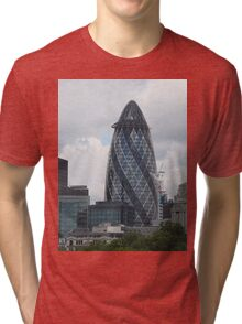 The Gherkin Tri-blend T-Shirt