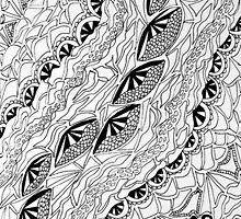 Clam Shell Lace... by linmarie