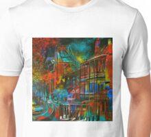 Story Bridge & Hotel, Brisbane. Unisex T-Shirt
