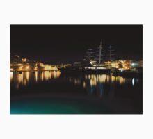 Reflecting on Malta - Vittoriosa and Senglea Megayachts One Piece - Long Sleeve