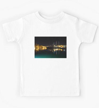 Reflecting on Malta - Vittoriosa and Senglea Megayachts Kids Tee