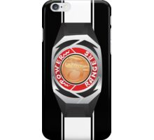 MMPR Black Ranger Morpher/Buckle Phone Case iPhone Case/Skin