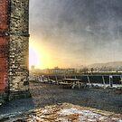 Titanic Series No4. Thompson Drydock Pumphouse by Chris Cardwell
