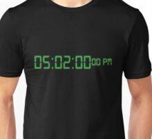 05:02:00PM Unisex T-Shirt