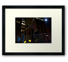 Escape from Phrizko 3 Framed Print