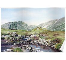 Coire Lair Wester Ross,  Poster