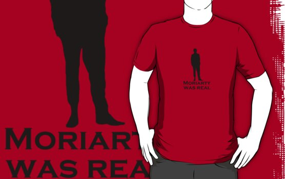 Moriarty was Real (Silhouette) by Anglofile
