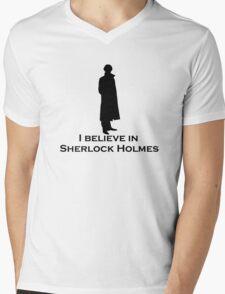 Believe (Sherlock Silhouette) T-Shirt