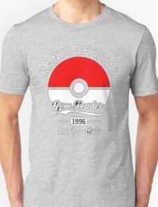 KANTO OFFICIAL POKEMON GYM T-Shirt