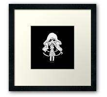 ▴ vampire ▴ Framed Print