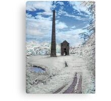 Bumble Hole Canvas Print