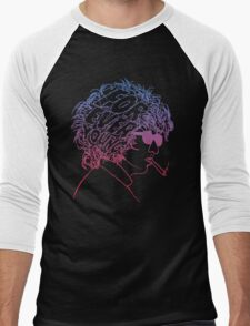 Bob Dylan Forever Young Men's Baseball ¾ T-Shirt