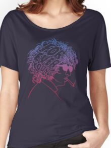 Bob Dylan Forever Young Women's Relaxed Fit T-Shirt