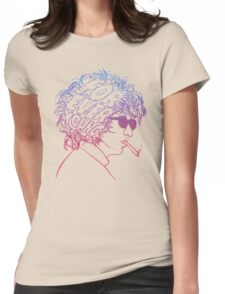 Bob Dylan Forever Young Womens Fitted T-Shirt