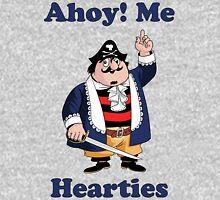 Pirate Pugwash - Ahoy Me Hearties Unisex T-Shirt