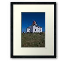 Original Cape Spear Lighthouse Framed Print