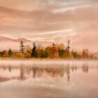 Autumn Daybreak by Phiggys