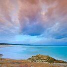 Adder Rock Nth Stradbroke Island Qld Australia by Beth  Wode