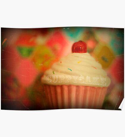 Cuppycake Poster