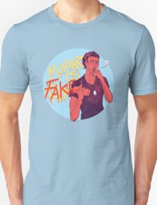 Moriarty was FAKE T-Shirt