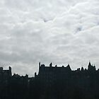 Edinburgh skyline by Pete Johnston