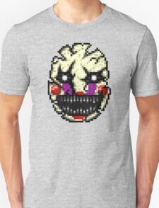 Nightmare Puppet - Five Nights at Freddys 4 - Pixel art T-Shirt
