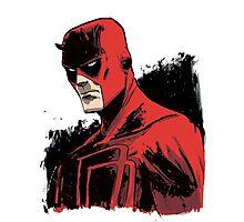 Daredevil Superhero Photographic Print