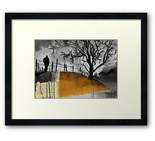 this day Framed Print