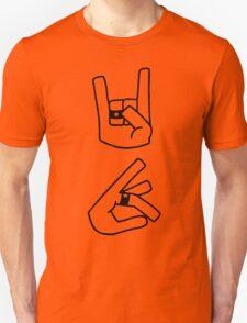 Rock Llama T-Shirt