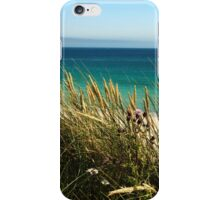 Wild flowers iPhone Case/Skin