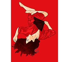 Red Lust Photographic Print