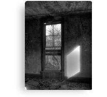 Window From Another Time Canvas Print