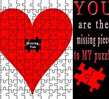 .♥➷♥•*.♥➷♥•*MISSING PIECE.♥➷♥•*.♥➷♥•* by ╰⊰✿ℒᵒᶹᵉ Bonita✿⊱╮ Lalonde✿⊱╮