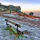 Cow and Calf Rocks Ilkley Moor - HDR by Colin  Williams Photography