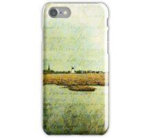 Lytham 1 iPhone Case/Skin