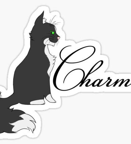 Charmer Sticker