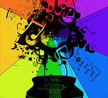 The Colour of Music by Sam67c