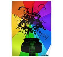 The Colour of Music Poster