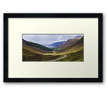 Glen Docherty Framed Print