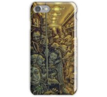 Fleamarket Tram iPhone Case/Skin