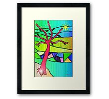 Tree of Life (view larger) Framed Print