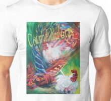 Courir de Mardi Gras  Unisex T-Shirt