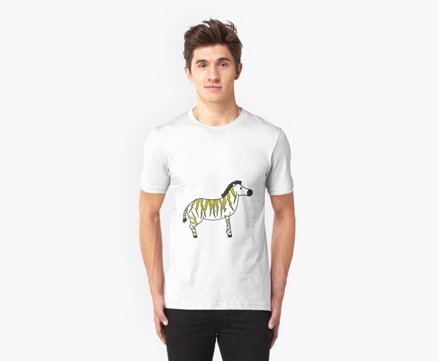 Zebra Lightning by purplesmoke17