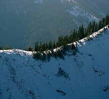 Crossing the Ridge by Justin Atkins