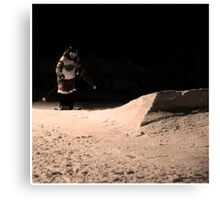 Rail Jam Canvas Print